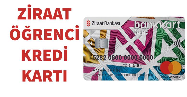 Ziraat Bankası Genç Kart