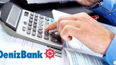 Denizbank Kredi Kartı Yapılandırma 2020