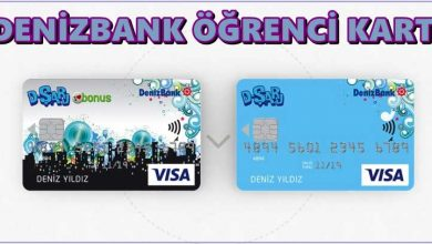 Photo of Denizbank Öğrenci Kredi Kartı (D-Şarj Bonus)
